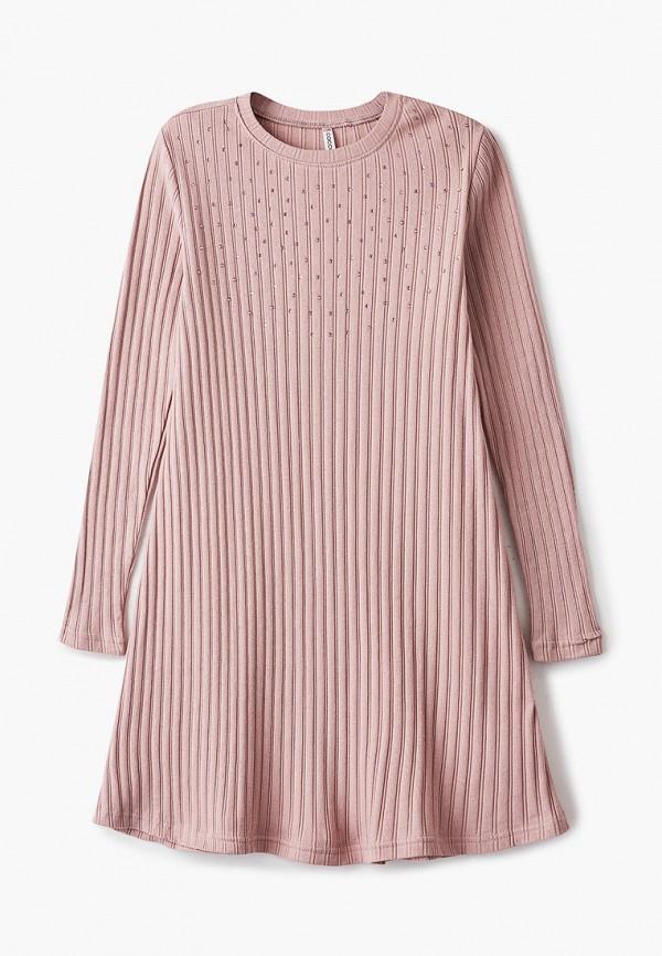 Платья для девочки Coccodrillo цвет розовый