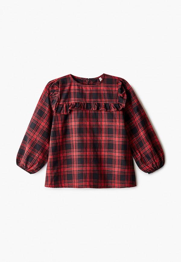 блузка defacto для девочки, красная