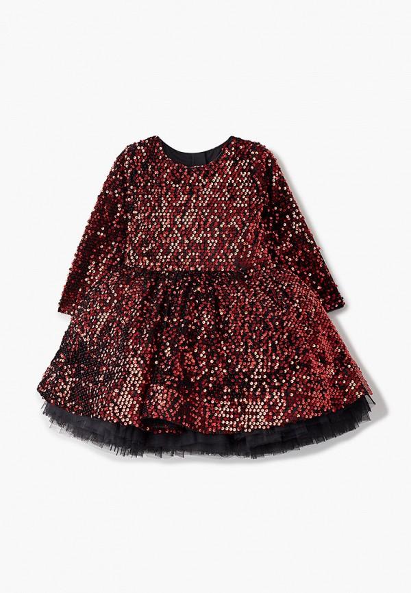 Платье Mimpi Lembut Mimpi Lembut  красный фото