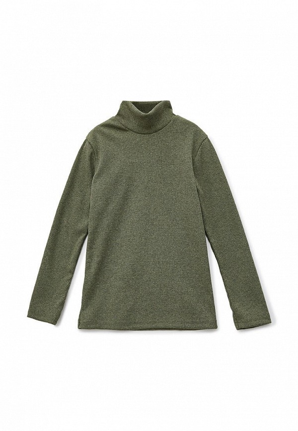 водолазка kids couture для девочки, зеленая
