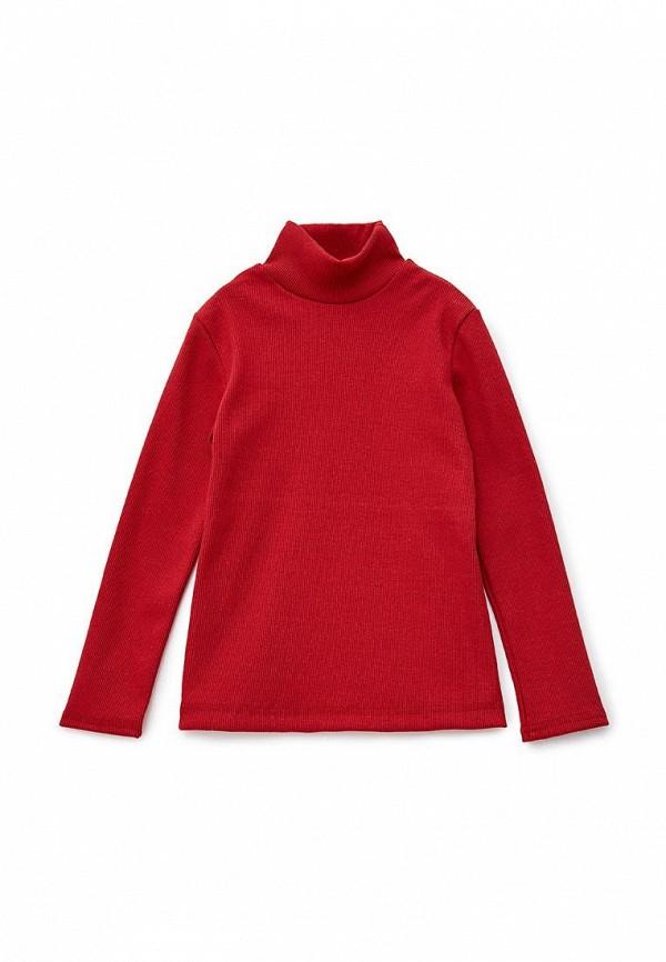 водолазка kids couture для девочки, красная