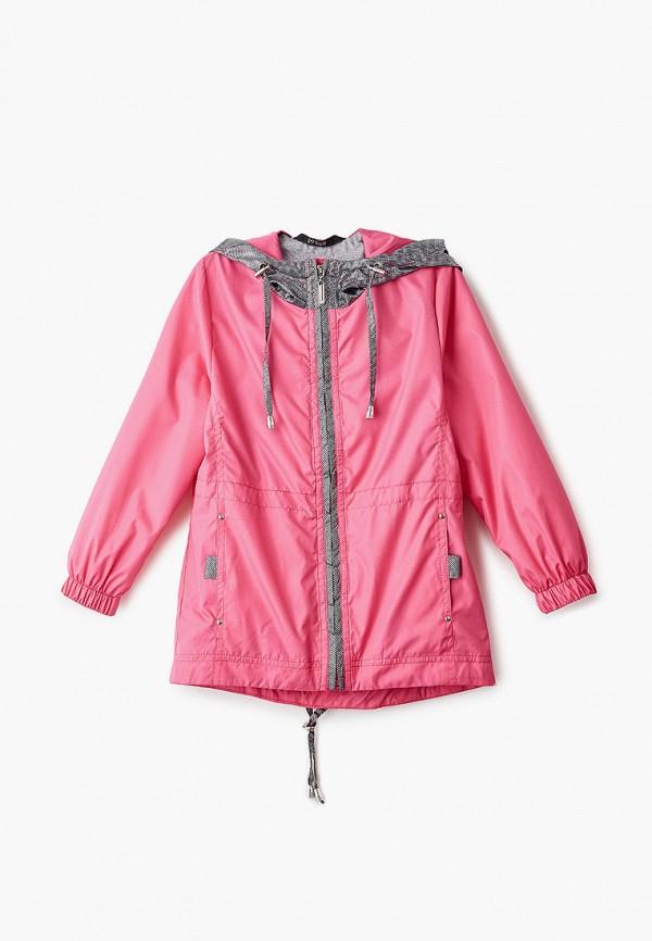 Куртка для девочки Saima цвет розовый