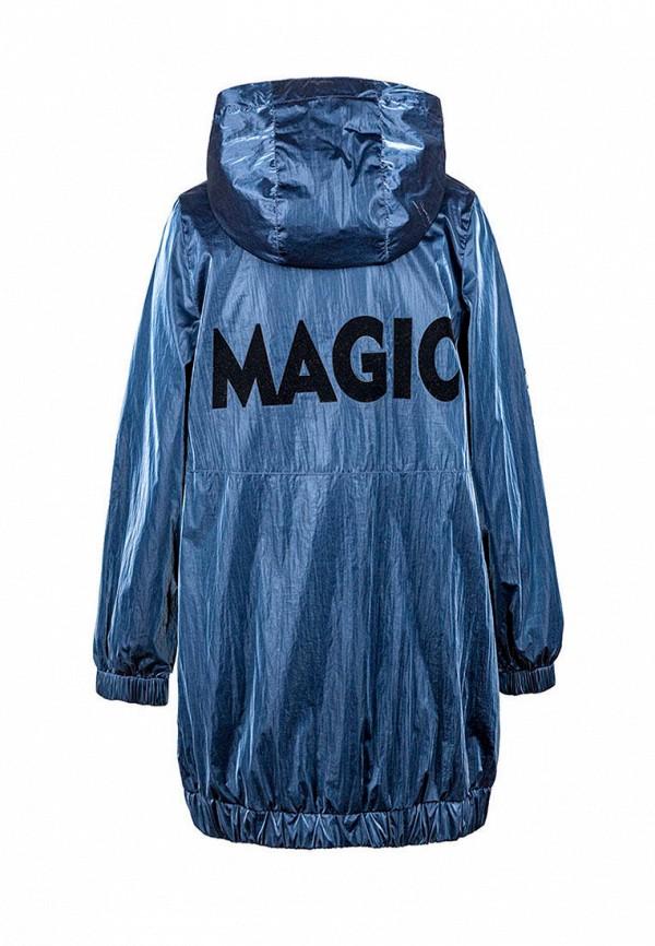 Куртка для девочки Nikastyle цвет синий  Фото 2