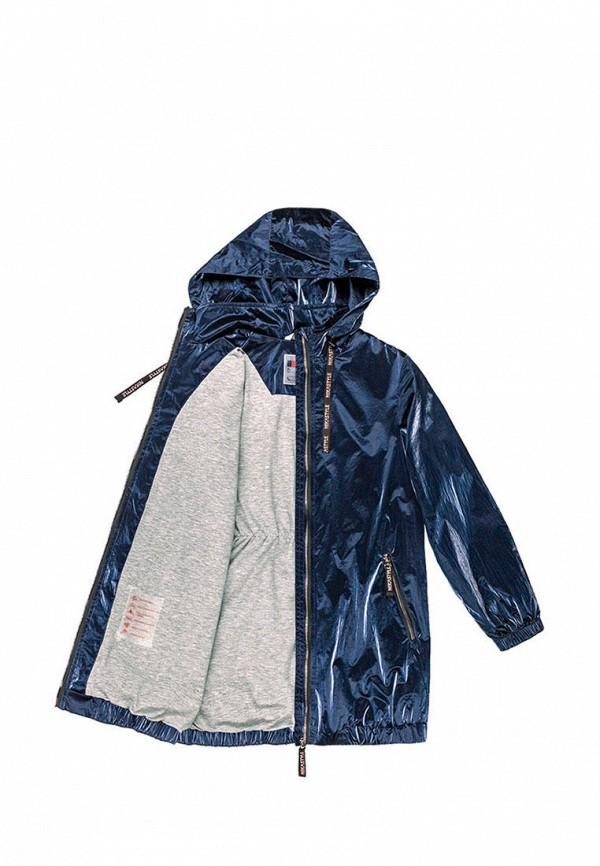 Куртка для девочки Nikastyle цвет синий  Фото 3