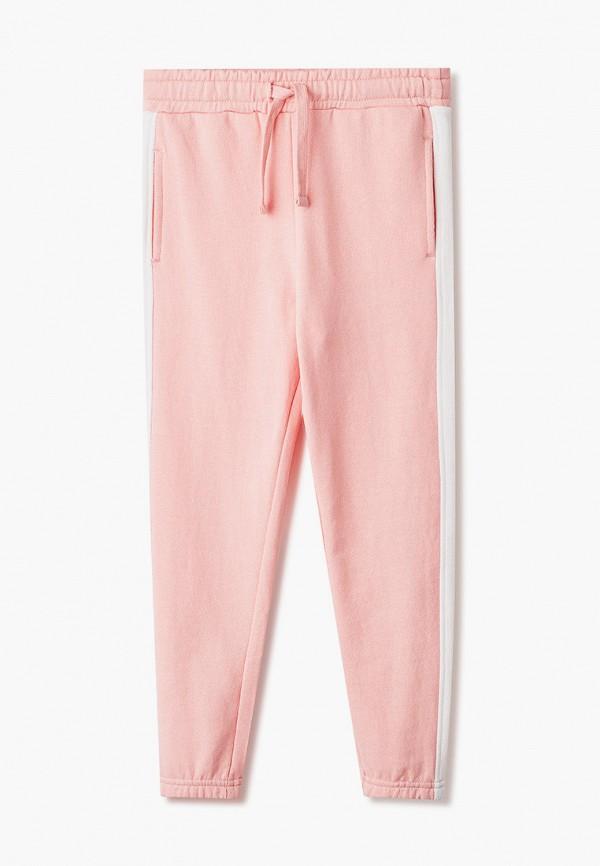 Брюки спортивные для девочки Sela цвет розовый