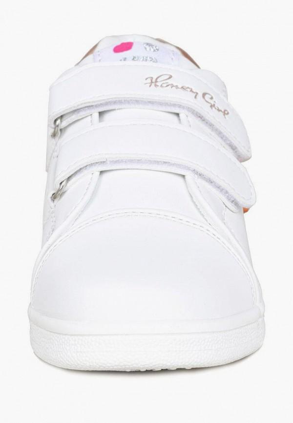 Кеды для девочки Honey Girl цвет белый  Фото 6