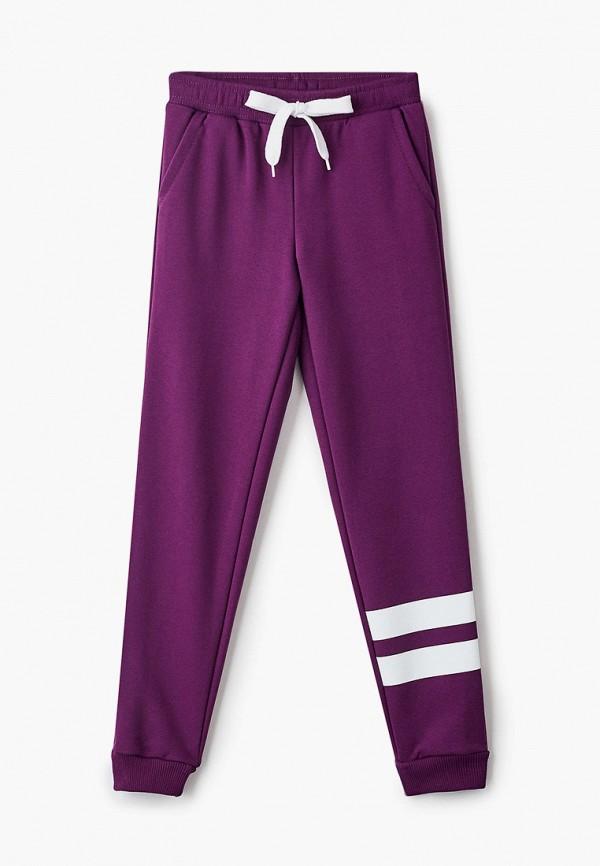 Брюки спортивные для девочки Elaria цвет фиолетовый