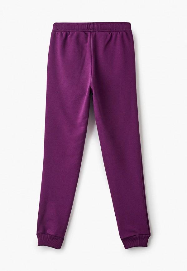 Брюки спортивные для девочки Elaria цвет фиолетовый  Фото 2