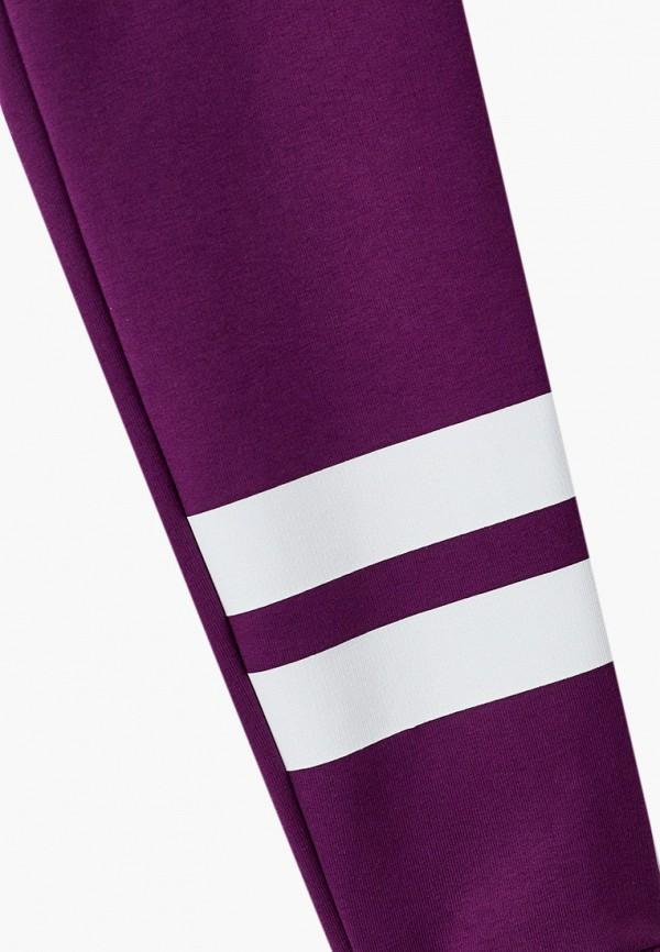 Брюки спортивные для девочки Elaria цвет фиолетовый  Фото 3