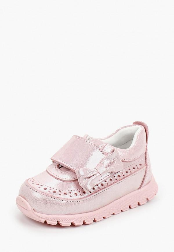 Ботинки для девочки Lovely Puppy цвет розовый  Фото 2