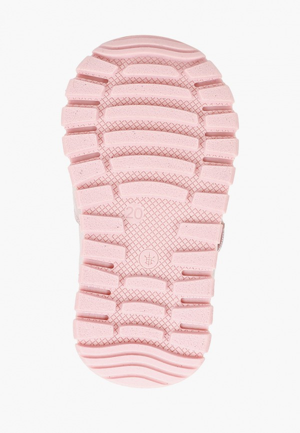 Ботинки для девочки Lovely Puppy цвет розовый  Фото 5