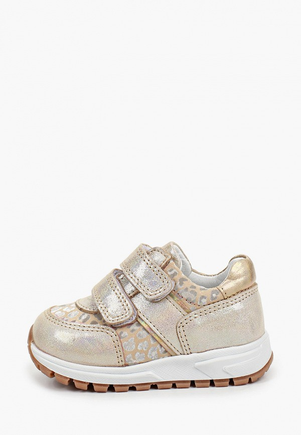 Ботинки для девочки Lovely Puppy цвет бежевый
