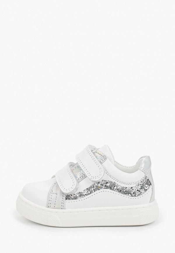 Ботинки для девочки Lovely Puppy цвет белый