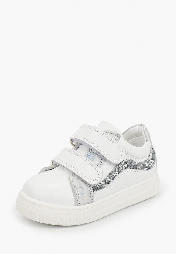 Ботинки для девочки Lovely Puppy цвет белый  Фото 2