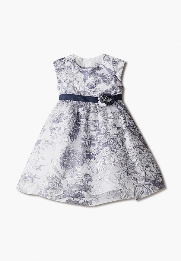 Платья для девочки Школьная Пора цвет синий