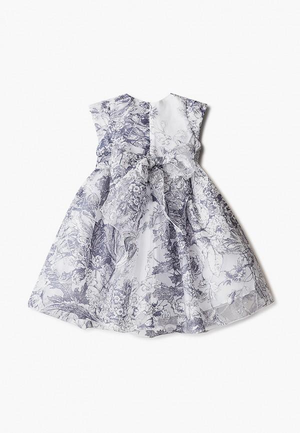 Платья для девочки Школьная Пора цвет синий  Фото 2