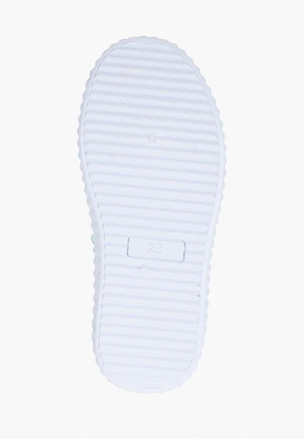Туфли для девочки Coccodrillo цвет бирюзовый  Фото 5