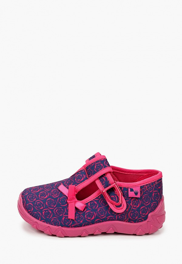 Туфли для девочки Coccodrillo цвет синий