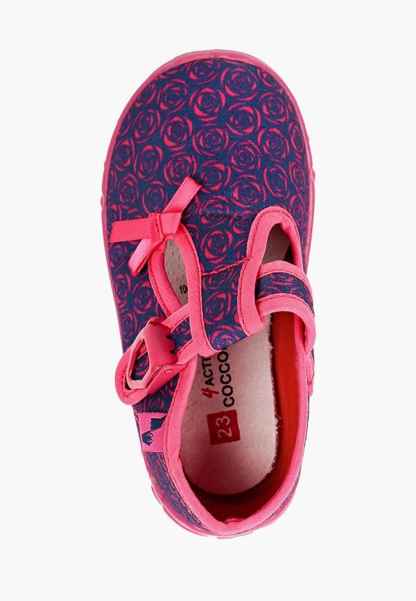Туфли для девочки Coccodrillo цвет синий  Фото 4
