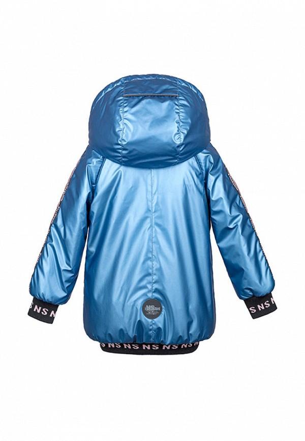Куртка для девочки утепленная Nikastyle цвет разноцветный  Фото 2