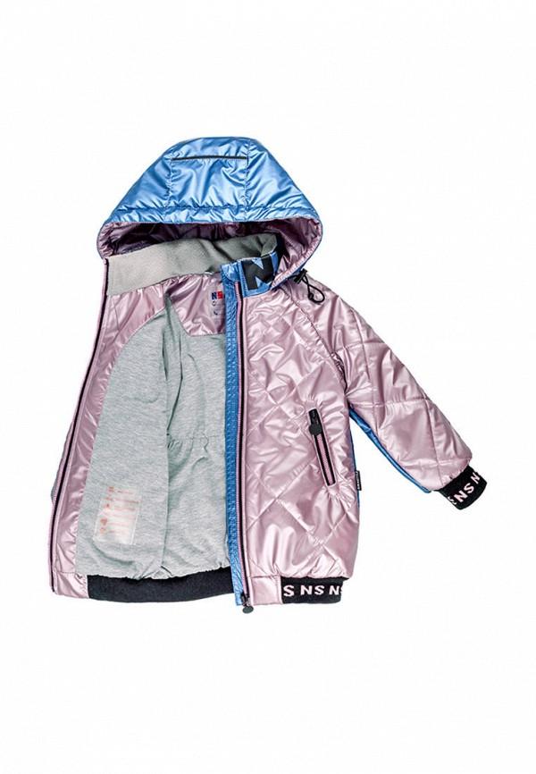Куртка для девочки утепленная Nikastyle цвет разноцветный  Фото 3