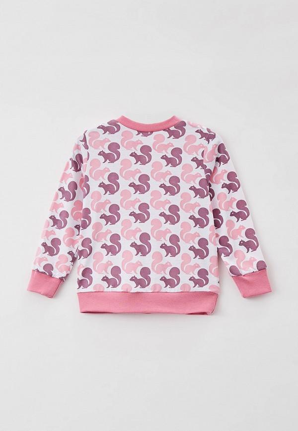 Пижама для девочки КотМарКот цвет розовый  Фото 2