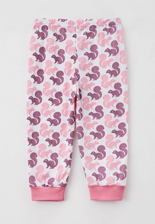 Пижама для девочки КотМарКот цвет розовый  Фото 5