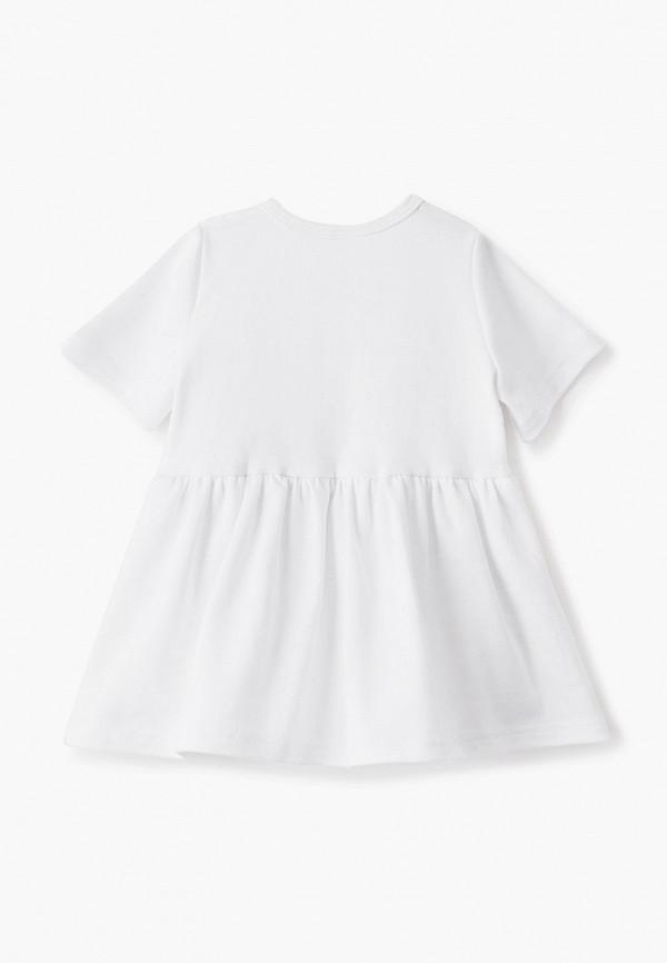 Платья для девочки Darissa kids цвет белый  Фото 2