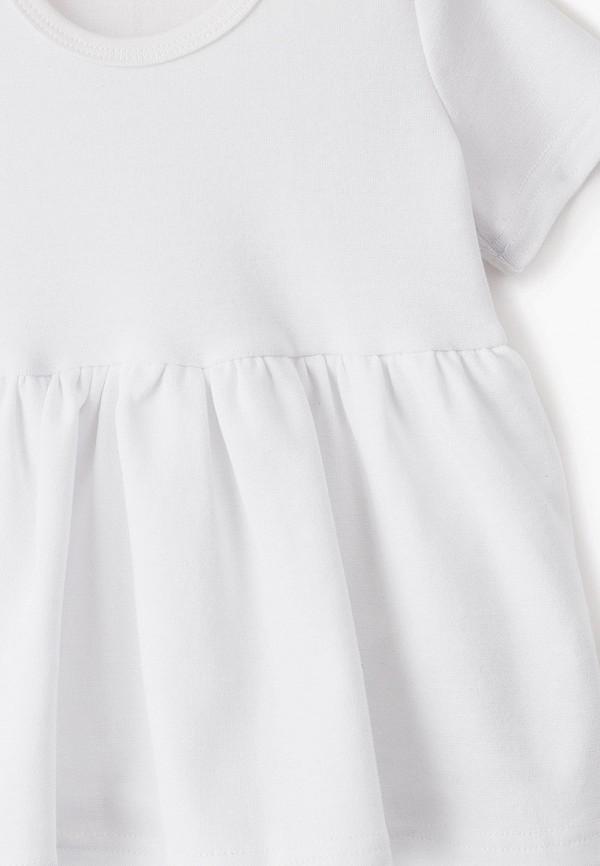 Платья для девочки Darissa kids цвет белый  Фото 3
