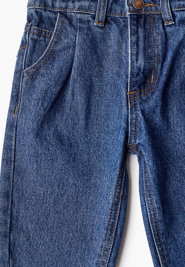Джинсы для девочки Sela цвет синий  Фото 3