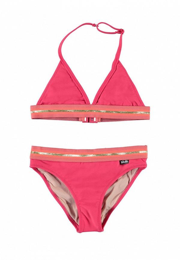 Детский купальник Molo цвет розовый
