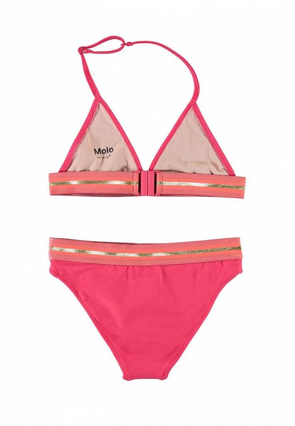 Детский купальник Molo цвет розовый  Фото 2