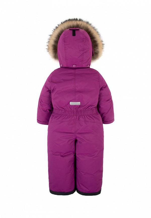 Детский комбинезон утепленный ArctiLine цвет фиолетовый  Фото 2