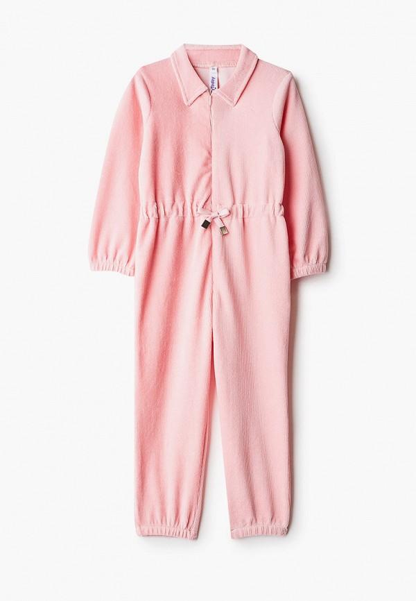 Детский комбинезон PlayToday цвет розовый