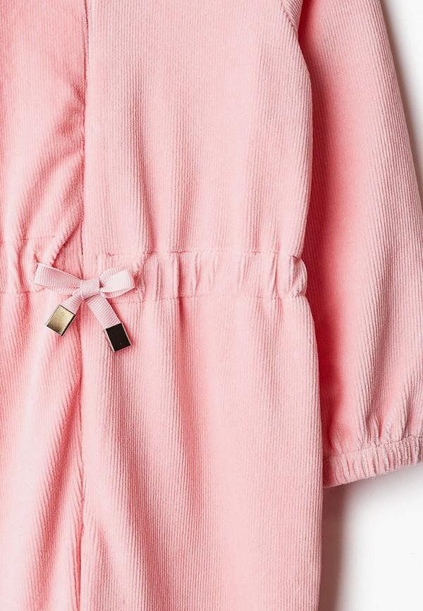 Детский комбинезон PlayToday цвет розовый  Фото 3
