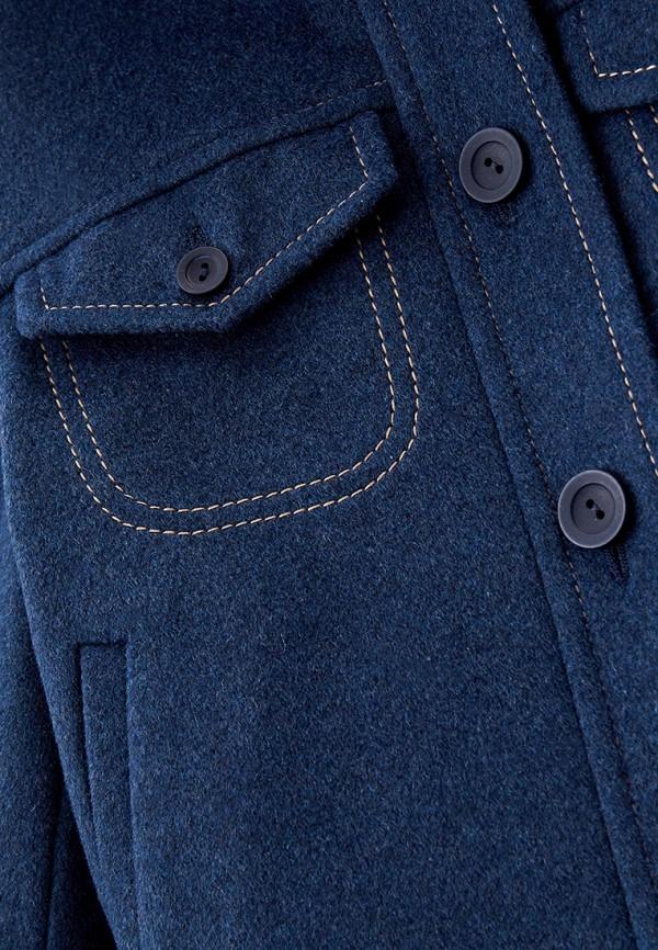 Полупальто Smith's brand цвет синий  Фото 3