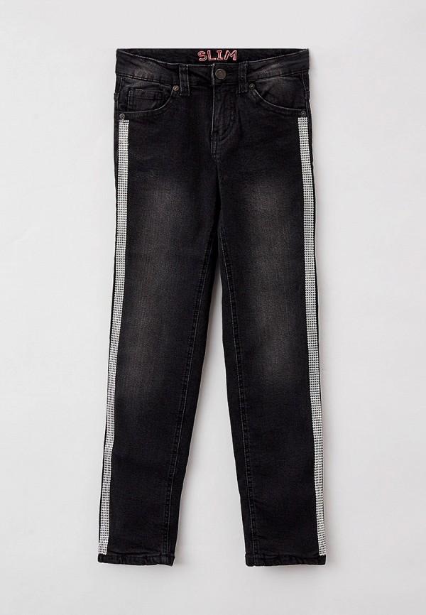 джинсы acoola для девочки, черные
