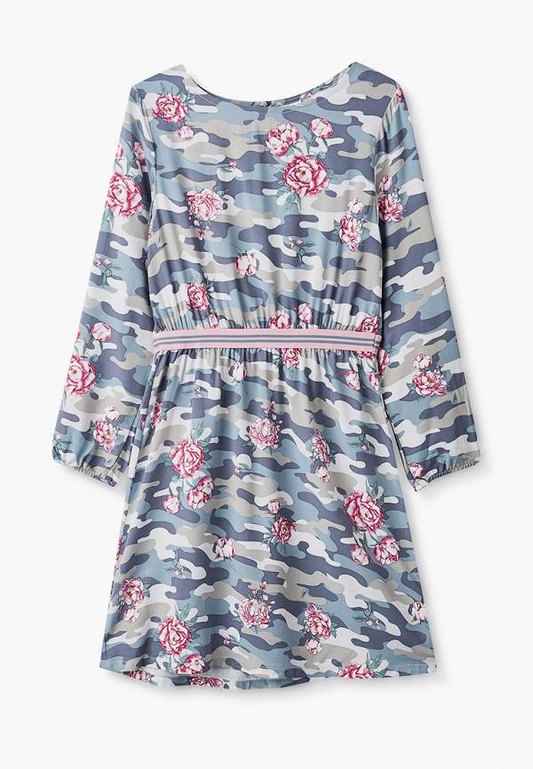 Платья для девочки Acoola цвет серый
