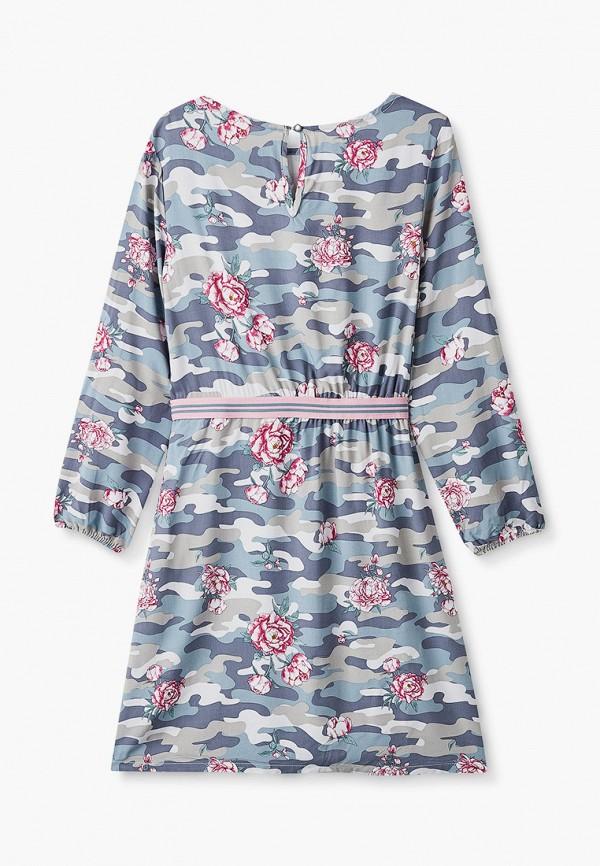 Платья для девочки Acoola цвет серый  Фото 2
