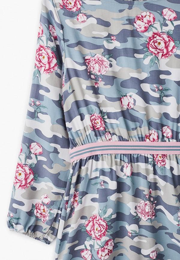 Платья для девочки Acoola цвет серый  Фото 3