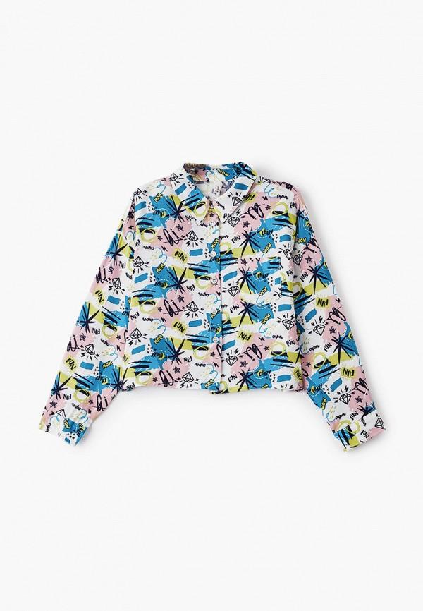 рубашка defacto для девочки, разноцветная