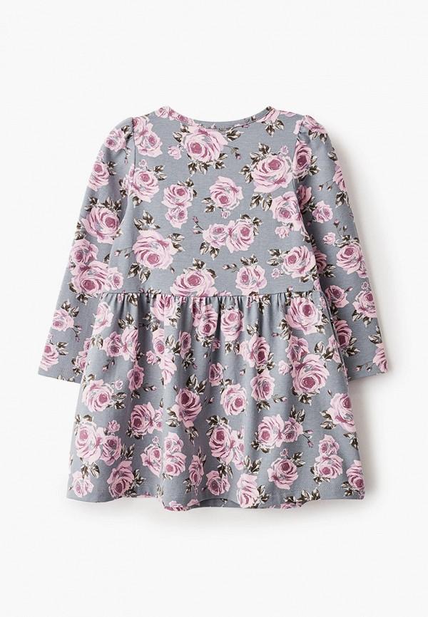 Платья для девочки Juno цвет серый  Фото 2
