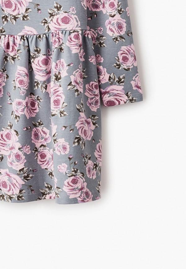 Платья для девочки Juno цвет серый  Фото 3