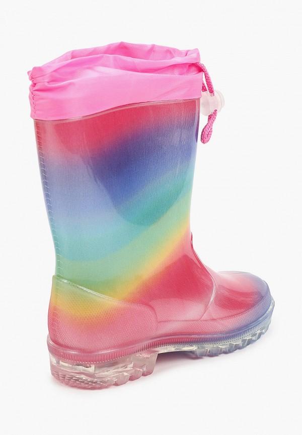 Резиновые сапоги Coccodrillo цвет разноцветный  Фото 3