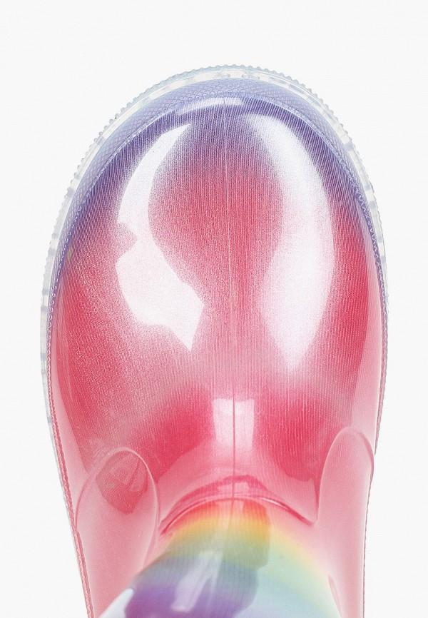 Резиновые сапоги Coccodrillo цвет разноцветный  Фото 4