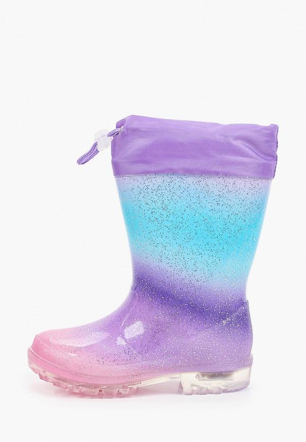 Резиновые сапоги Coccodrillo цвет разноцветный