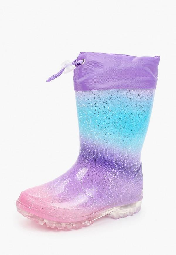 Резиновые сапоги Coccodrillo цвет разноцветный  Фото 2