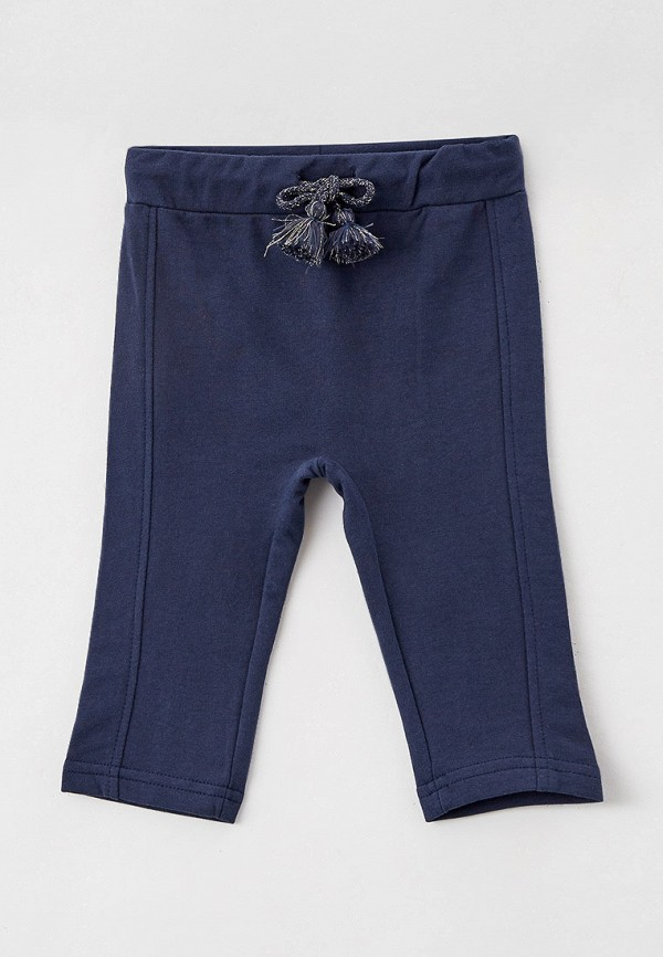 ползунки coccodrillo для девочки, синие