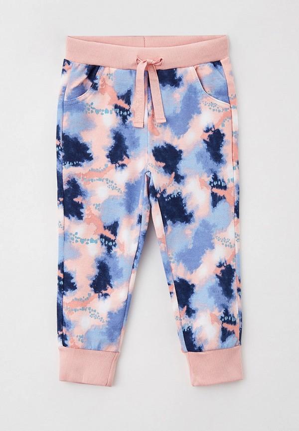 спортивные брюки coccodrillo для девочки, разноцветные
