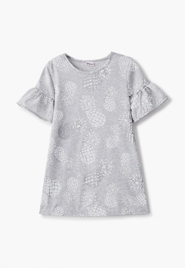 Платья для девочки Youlala цвет серый
